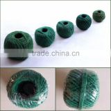 Green agriculture binder twine,Dyed jute twine ,jute ball