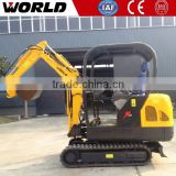 CE approved hydraulic hammer mini excavator price with Nachi Pump
