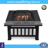 Hot selling custom outdoor home garden treasures fire pit
