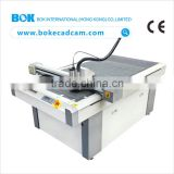New design garment digital 1-15mm template engraving plotter cutter for pvc flatbed cutting