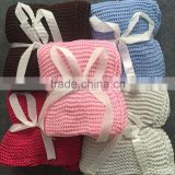 Free Shipping Soft Short crochet Newborn Photography Props Newborn Baby Photo Prop crochet Blanket (100*110cm)