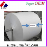 food grade PE coated paper for cup/raw material in roll