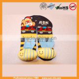 unique design cotton 3d baby socks infant baby doll socks