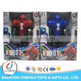 China manufacture plastic electric educational robot kit for kids