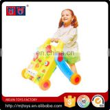 Meijin Hot Series educational baby toy 2 in 1 baby learning walker with music and light