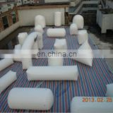 21pcs inflatable paintball bunkers for sale/inflatable paintball bunkers field/paintball inflatable bunkers