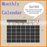 New Month essential office Weekly Planner Calendar MEMO Chalkboard Blackboard Wall Sticker