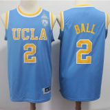 UCLA Bruins #2 Ball Blue Jersey