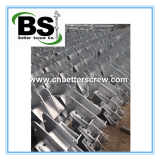China hot sale screw pile underpinning with low price