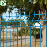 Pedestrian wire mesh panel secure guard security mesh fencing
