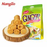 200g ginger coconut candy with bag packing