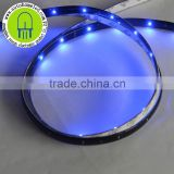 20leds 0603SMD Blue Beam waterproof led strip light