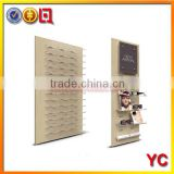 Luxury design wall mounted eyewear display optical shop display                                                                         Quality Choice