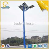 automatic light and time control ip65/ip68 3-5 backup rainy days decorative led solar street light