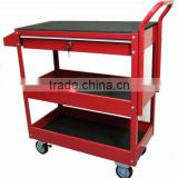 Red color store tools workshop use tool trolley AX-0605-1                                                                         Quality Choice