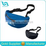 Small Kids Waist Bag Durable 70D Nylon Kids Waist Bag