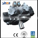 Low speed high torque Hydraulic Winch Motors, equivalent to SAI GM series motors