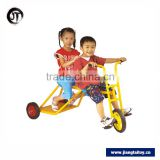 Factory Price Cute Plastic And Steel Two-Wheeler Tricycle Kids Toy