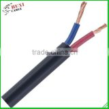 Made In China 2 Core 10mm Round Types Electrical Wire Names , Colors Electrical Wire Prices                                                                         Quality Choice