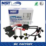 New design arc full digital ballast xenon hid kits single beam series bulbs xenon lights for cars prices