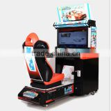 Latest Sinoarcade Out Run Racing Game Machine Arcade Coin Operated Sit Down Driving Video Game Machine Jamma Full Size Cabinet