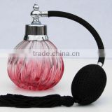 90ml perfume bottle with bulb atomizer
