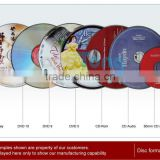DVD Replication (in Spindle / Cake Box, Bulk Pack)