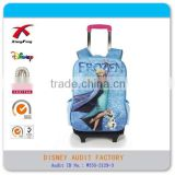 frozen elsa trolley backpack school EVA trolley bag for girls