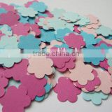 Biodegradable Heart confetti decoration