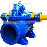 CE certificate high head KPS115-500 horizontal double suction split casing centrifugal pump