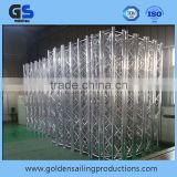 used high quality aluminum truss/lighting truss for events party                                                                         Quality Choice