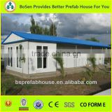 Prefabricated Construction Modern Prefab Steel Structure Villa