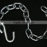 Grade 70 alloy steel load binding chain