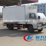 top quality JMC reefer truck reefer container truck for sale