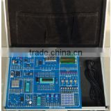 Electronic Trainer, Engineering Kit, Educational Device, Microcontroller Experiment Equipment (module type AVR+PIC+MCS51)