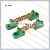 electrical earth neutral brass bar making compressed earth blocks earth terminal block
