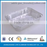 low price hot sell alloy aluminium foil container