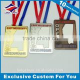 Cheap bespoke EAST metal sport karate championship medal