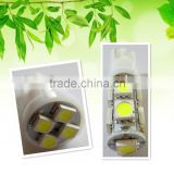 T10 4 SMD 3528 9 SMD 5050 SMD 3528 SMD5050 SMD3020 automobile bulbs Auto Lighting System LED light LED lamp