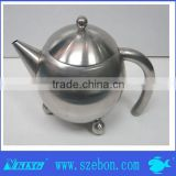 High quality stainless steel turkish coffee pot