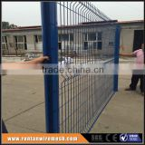 Factory hot dipped galvanized and pvc coated Curvy Welded Wire Fence Panel                                                                         Quality Choice