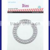 round cutting dies for scrapbooking & card making