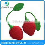 Eco-friendly Food Grade Safe Silicone Tea Bag Silicone Tea Infuser                                                                         Quality Choice                                                     Most Popular