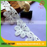 China market new product cotton gpo nigerian lace fashion styles for garment,dress,home textile