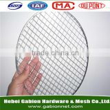 Best sell baking mesh,korean bbq wire mesh/barbecue wire mesh factory supplies