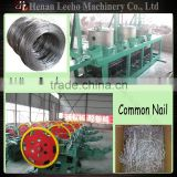 Leeho Brand Wire Coil Nail Making Machine