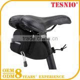Outdoor Mountain bicyle saddle bag bike bag strap-on saddle by Tesnio                                                                         Quality Choice