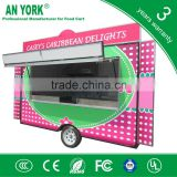 2015 HOT SALES BEST QUALITYmutton roaster food cart corn roaster food cart chicken rotisserie food cart