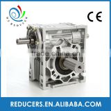 NMRV-AS worm gear reducer gearbox,transmission equipment with CE certificate NMRV90 with output shaft