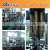 HY-Filling 3-in-1 washing,filling and sealing glass bottle wine making machine                                                                         Quality Choice